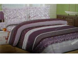 Комплект постільної білизни 2 спальний 70*70 полібязь 3Д арт.24 ТМConstancy