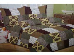 Комплект постільної білизни 2 спальний 70*70 полібязь 3Д арт.28 ТМConstancy
