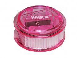 Чинка з контейнером кругла рожевий ТЧ66-12 ТМКИТАЙ - Картинка 1