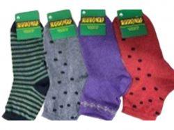 Шкарпетки жіночi х/б мікс (12 пар/уп) р.23-25 арт.ЖХ0920 ТМЖитомир
