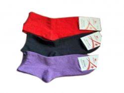 Шкарпетки жіночi на медичній резинці (12 пар/уп) р.23-25 арт.ЖМ0920 ТМЖитомир