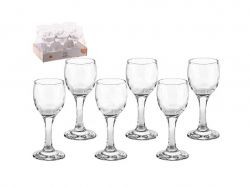 Набір чарок для лікеру 60мл (6шт) ТМVita Glass