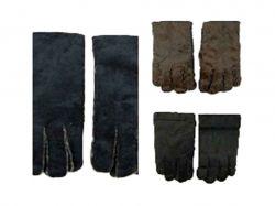 Перчатки чоловічі дубляж мікс кольорів арт.1596 ТМКИТАЙ