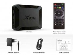 Android TV-Box X-96Q 2G/16G Alwinner H313