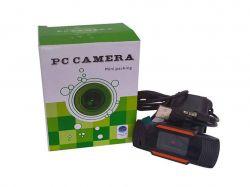 2020 Веб камера 720Р USB 2.0 черная