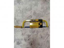 Ножівка по металлу 300мм, деревяна ручка 26-007 ТМHT TOOLS