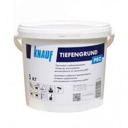 Грунтовка глибокопроникаюча Тіфенгрунд 10 кг ТМ KNAUF