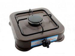 Газова одноконфорочная плита настільна 6601 ТМDOMOTEC