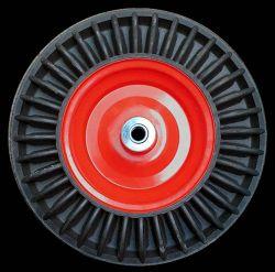 Колесо на литій гумі для тачки 4.80/4.00-8 (382/82мм) арт.101356 ТМFORTUNE