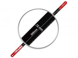 Полотно для ножівки одностороннє 300х12 мм Ultra Flex арт.KE-0004 ТМUltra Flex
