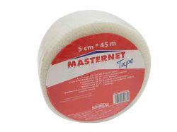 Стрічка серпянка на клеючій основі, 50мм х 45м MASTERNET TAPE ТМMasterplast