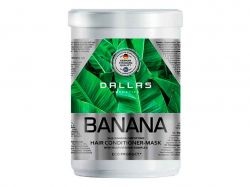 Маска д/волосся з екстрактом банана Banana 500 мл ТМDallas