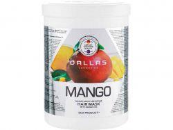 Маска д/волосся з олією манго Mango 500 мл ТМDallas