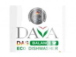 Засіб Екологічний д/миття посуду Dishwasher50г (DOYPACK) ТМDAVA BALANCE