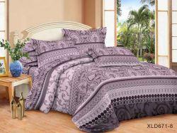 Комплект постільної білизни 2 спальний 70*70 полібязь 3Д арт.67 ТМConstancy
