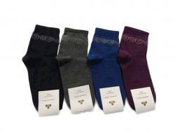 Шкарпетки жiночі демісезонi мiкс (10 пар/уп) р.23-25 арт.СKG 3 ТМЗолотой клевер