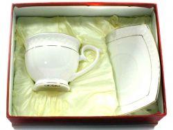 Набір 2-х предметний чайний (чашка 280 мл з блюдцем) S506710-AGIFT ТМKORALL