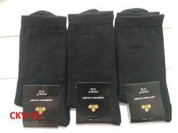 Шкарпетки чол.однот.арт.CKV 31 чорні р.25(10пар/уп) ТМЗолотий Клевер