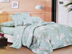 Комплект постільної білизни 2 спальний 70*70 полібязь 3Д арт.90 ТМConstancy