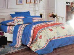 Комплект постільної білизни 2 спальний 70*70 полібязь 3Д арт.91 ТМConstancy