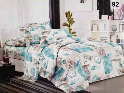 Комплект постільної білизни 2 спальний 70*70 полібязь 3Д арт.92 ТМConstancy