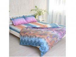 Комплект п/б 1,5-спальний сатин арт.72-191-060/1 ТМLorenzzo
