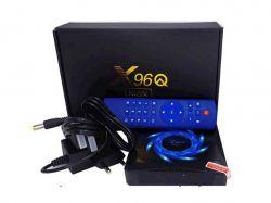 Android TV-Box X-96QMax 4G/32G H613 ТМAlwinner