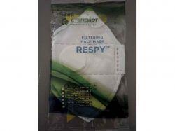 Респиратор Росток 2ПК ffp2 з клапаном видоху ТМРосток 2ПК