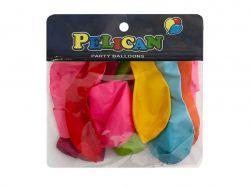 Кульки 10 пастель асорті 1010-888(10шт/уп) 815888 ТМPELICAN