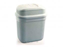 Бак для сміття drop design малий (21 x 15,5 x 24 cm) 4л M-131 ТМUCSAN