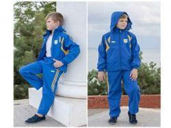 Спортивний костюм для хлопчика р.XL (42) 12рокiв арт. FH-817 ТМ Boulеvard