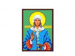 Схема для вишивки Aida №16 Ксенія Петербурзька ККИ-5031 ТМКаролінка Азовя