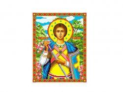 Схема для вишивки Aida №16 Св. Влм. Д.Солунський ККИ-5034 ТМКаролінка Азовя