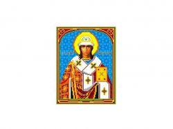 Схема для вишивки Aida №16 Св. М.Новгородський ККИ-5032 ТМКаролінка Азовя