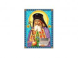 Схема для вишивки Aida №16 Св.Арх.Лука Кримський ККИ-5017 ТМКаролінка Азовя