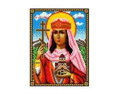 Схема для вишивки Aida №16 Св.Благ.Цариця Тамара ККИ-5044 ТМКаролінка Азовя