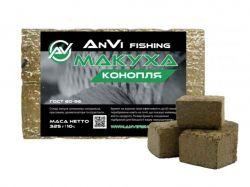 Макуха КОНОПЛЯ у вакумній упаковці 325г (/-10г) ТМANVI-FISHING