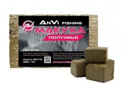 Макуха ПОЛУНИЦЯ у вакумній упаковці 325г (/-10г) ТМANVI-FISHING