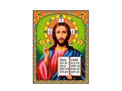 Схема для вишивки хрестиком на канві ККИ-5006 ТМКаролінка Азовя