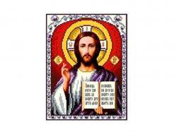 Схема для вишивки хрестиком на канві ККИ-5006/1 ТМКаролінка Азовя