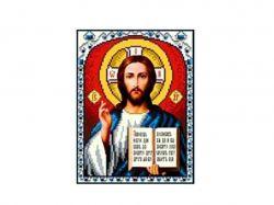 Схема для вишивки хрестиком на канві ККИ-5006/2 ТМКаролінка Азовя