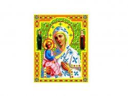 Схема для вишивки хрестиком на канві ККИ-5038 ТМКаролінка Азовя