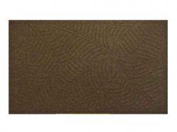 Килимок побутовий текстильний К-501-2 (коричневий) ТМYPGROUP