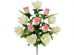 Букет Троянд односторонній Натхнення 55см (г-12;р-5) 044 ТМКИТАЙ
