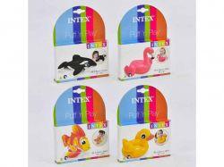 Іграшки 58590 NP (36) надувні, 4 види, 58590 ТМINTEX