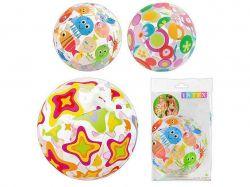 Мяч 59040 NP (36) різнокольоровий, діаметром 51см, 3 види, 59040 ТМINTEX