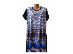 Сукня жіноча з принтом арт.MSher819-130308fe р.4XL ТМKING