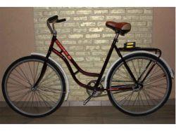 Велосипед 28 Ретро Жіночий (бордо) ТМGENERAL