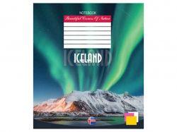 Зошит 24 клітинка (16 шт) арт.3120к Ісландія ТММРІЇ ЗБУВАЮТЬСЯ