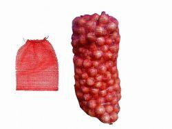 Сітка овочева 22кг 62х42 (100шт) червона ТМPACKETOFF